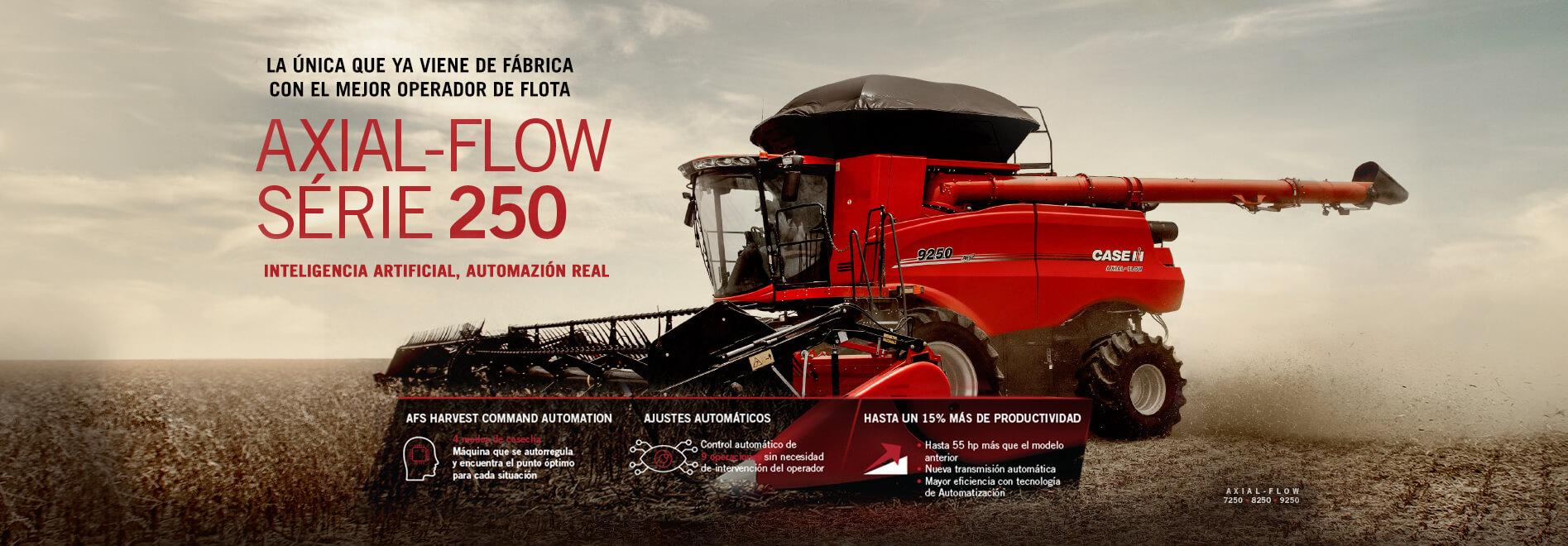 Axial-Flow Série 250