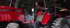 Magnum Tractors: Cab Environment