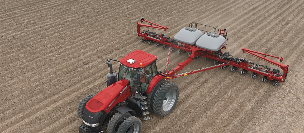 2000 Series Early Riser Planter Planter Machine Case Ih