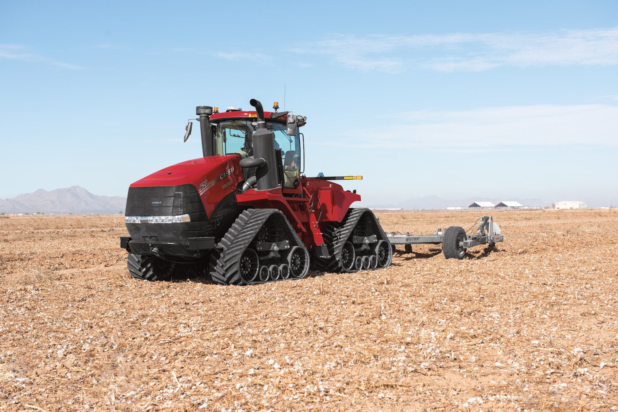 AFS Connect™ Steiger<sup>®</sup> 620