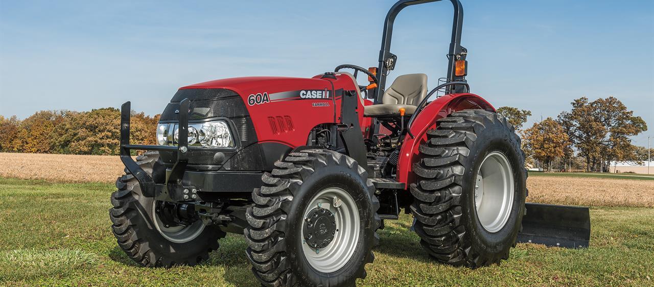 Farmall Utility A Series   Utility Tractors   Case IH