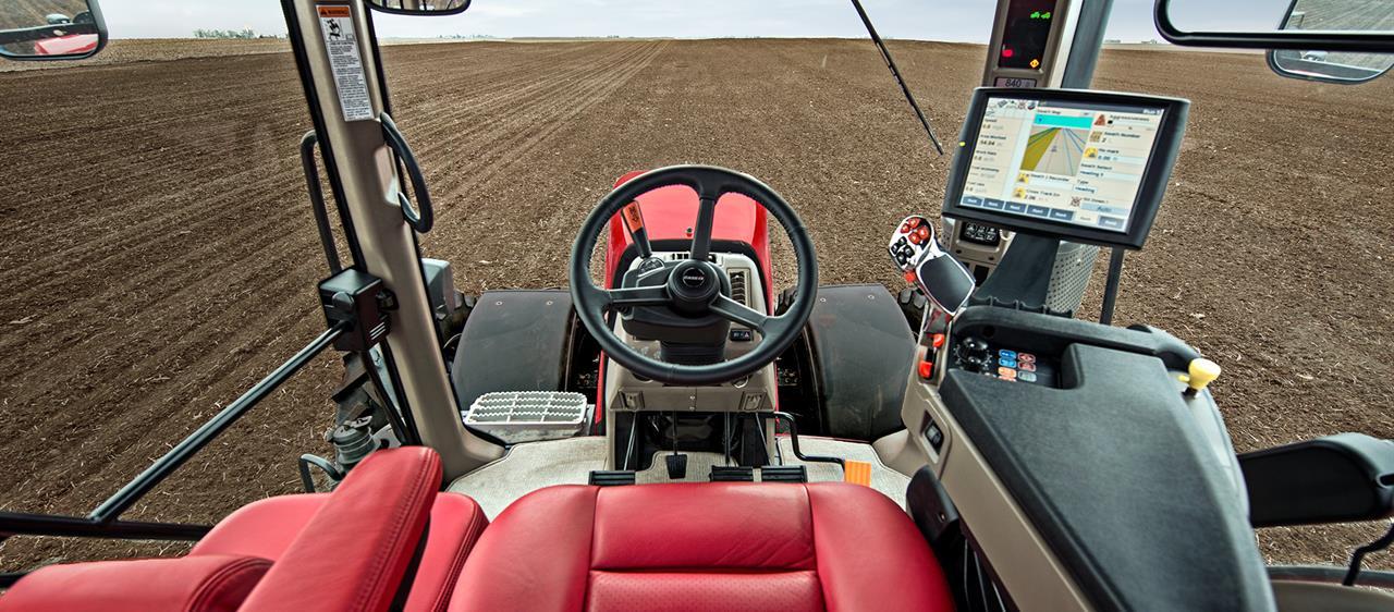 Magnum Series Rowtrac Amp Scraper Tractors For Row Crop