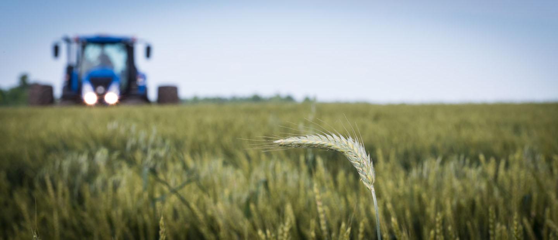 Системы точного земледелия от Нью Холланд