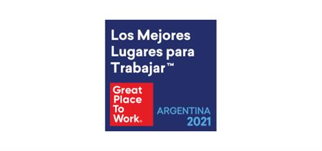 CNHi GREAT PLACE TO WORK 2021