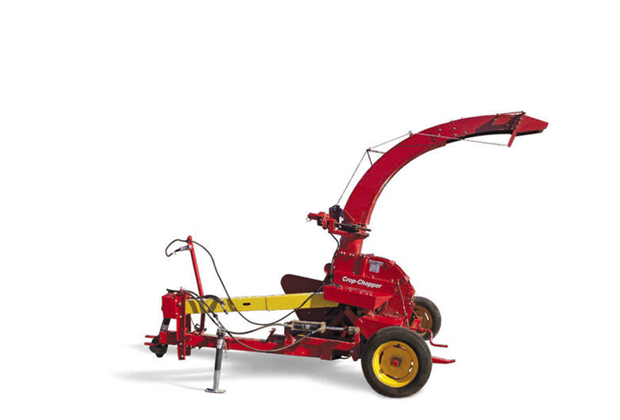 CROP CHOPPER® FLAIL HARVESTERS